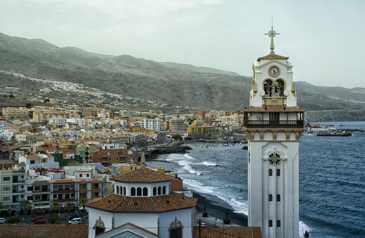 Detalles sobre la arquitectura de Tenerife